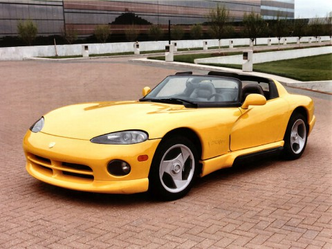 Technical specifications and characteristics for【Chrysler Viper Rt/10】