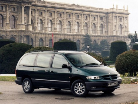 Technical specifications and characteristics for【Chrysler Voyager II (GS)】