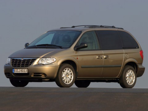 Technical specifications and characteristics for【Chrysler Voyager IV】