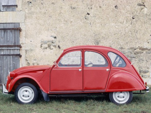 Technical specifications and characteristics for【Citroen 2 CV】