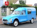 Technical specifications and characteristics for【Citroen Acadiane】