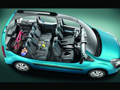 Technical specifications and characteristics for【Citroen Berlingo II Phase II】