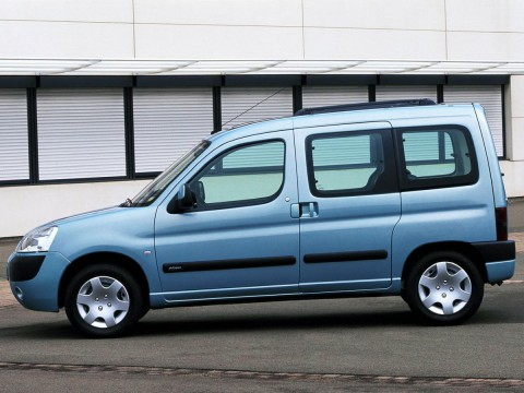 Technical specifications and characteristics for【Citroen Berlingo】