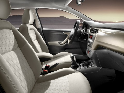 Technical specifications and characteristics for【Citroen C-Elysee II】