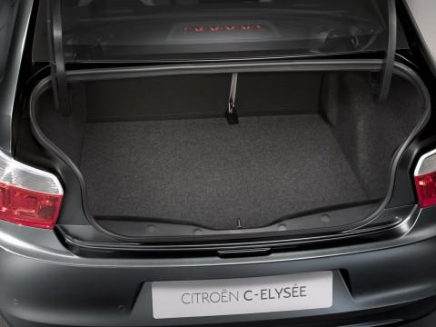Technische Daten und Spezifikationen für Citroen C-Elysee II