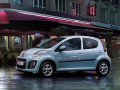 Technical specifications and characteristics for【Citroen C1 facelift (2012)】