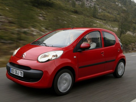 Technical specifications and characteristics for【Citroen C1】