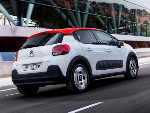 Technical specifications and characteristics for【Citroen C3 III】