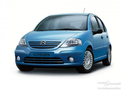 Technical specifications and characteristics for【Citroen C3 (Mk I)】
