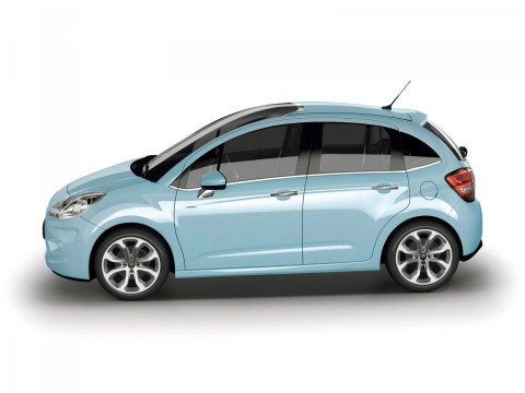 Technical specifications and characteristics for【Citroen C3 (Mk II)】