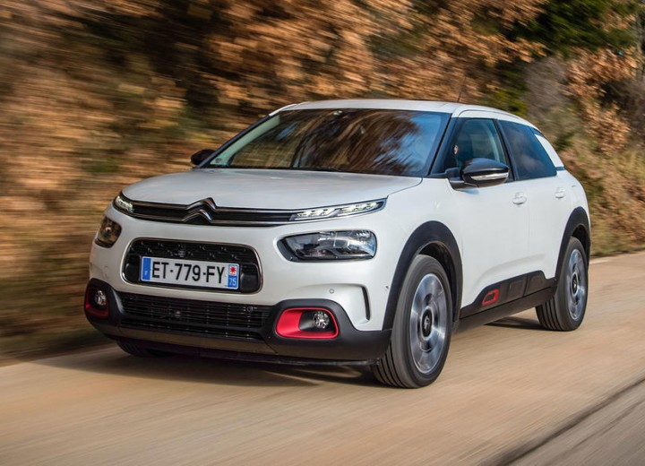 Citroen C4 Cactus C4 Cactus Restyling  U2022 1 2 Mt  82hp  Technical Specifications And Fuel