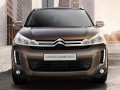 Technical specifications and characteristics for【Citroen C4 Aircross】
