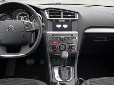 Technical specifications and characteristics for【Citroen C4 II L sedan】