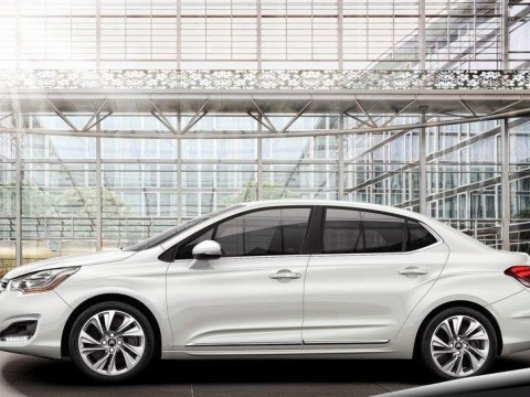 Technical specifications and characteristics for【Citroen C4 II L sedan】
