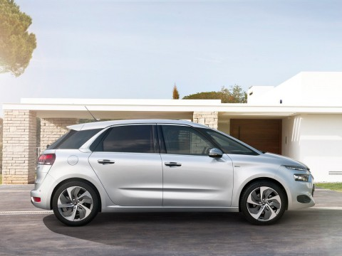 Technical specifications and characteristics for【Citroen C4 II Picasso】