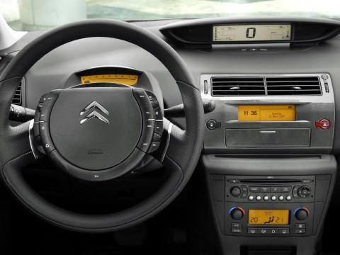 Caratteristiche tecniche di Citroen C4 L sedan