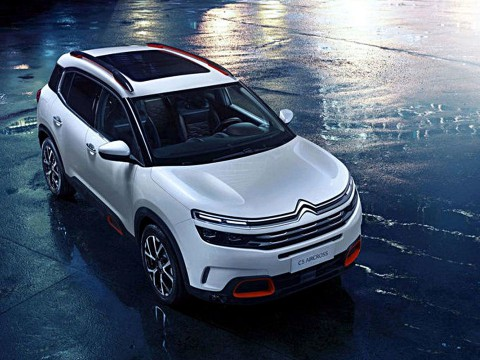 Technical specifications and characteristics for【Citroen C5 Aircross】