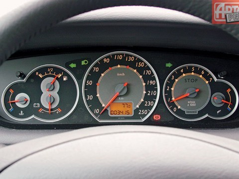 Technical specifications and characteristics for【Citroen C5 I】
