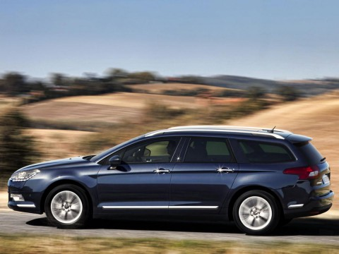 Technical specifications and characteristics for【Citroen C5 II Tourer】