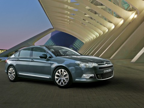 Technical specifications and characteristics for【Citroen C5 II】