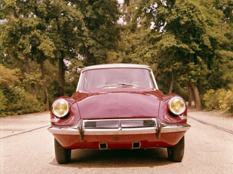Technical specifications and characteristics for【Citroen DS】