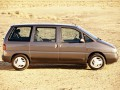 Technical specifications and characteristics for【Citroen Evasion (22)】
