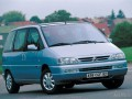 Technical specifications and characteristics for【Citroen Evasion (U6U)】