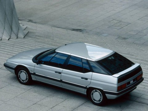 Technical specifications and characteristics for【Citroen XM (Y3)】