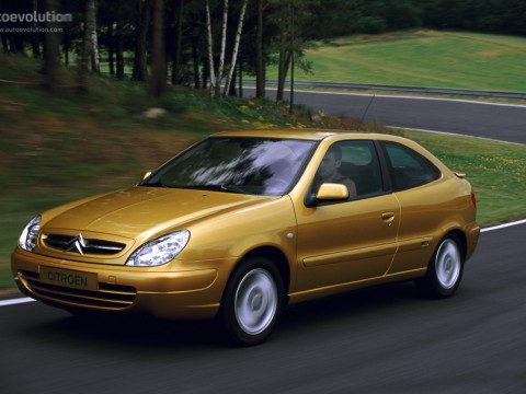Technical specifications and characteristics for【Citroen Xsara Coupe (N0)】