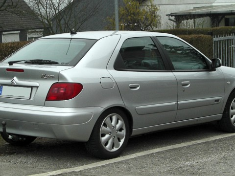 Technical specifications and characteristics for【Citroen Xsara (N1)】