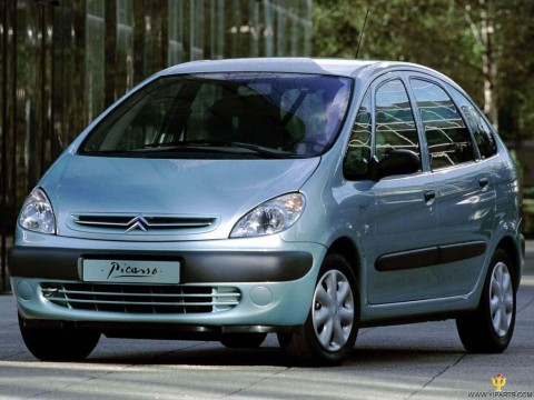 Technical specifications and characteristics for【Citroen Xsara Picasso (N68)】