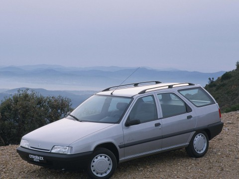 Technical specifications and characteristics for【Citroen ZX Break (N2)】