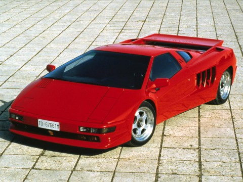 Technical specifications and characteristics for【Cizeta V16t】