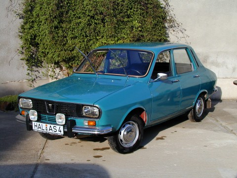 Technical specifications and characteristics for【Dacia 1300】