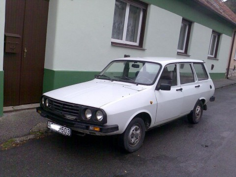 Technical specifications and characteristics for【Dacia 1310 Combi】