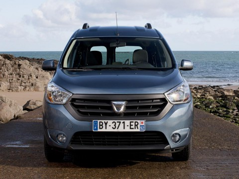 Technical specifications and characteristics for【Dacia Dokker】
