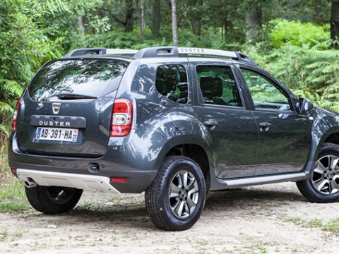 Technical specifications and characteristics for【Dacia Duster I Restyling】