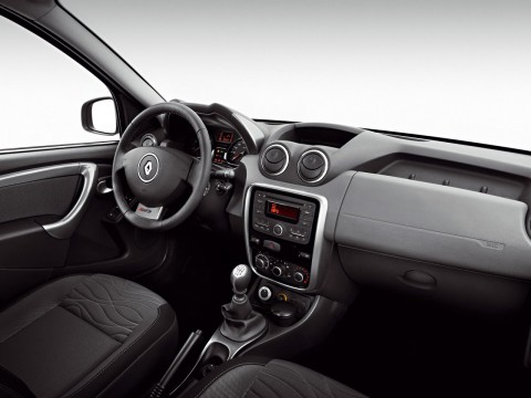 Technical specifications and characteristics for【Dacia Duster I】