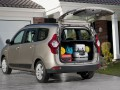Technical specifications and characteristics for【Dacia Lodgy】