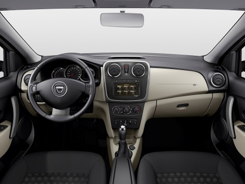 Technical specifications and characteristics for【Dacia Logan MCV II】