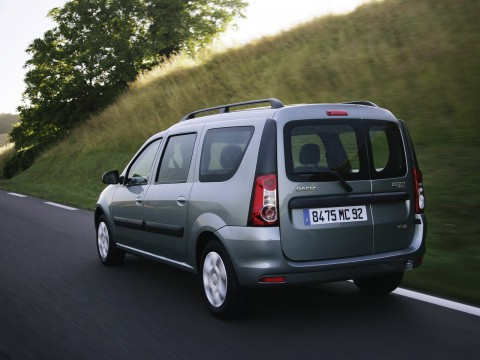 Technical specifications and characteristics for【Dacia Logan MCV】