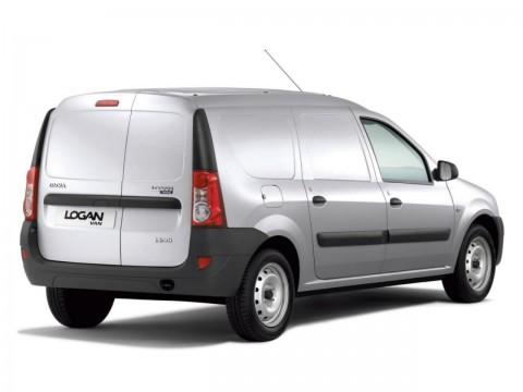 Technical specifications and characteristics for【Dacia Logan Van】
