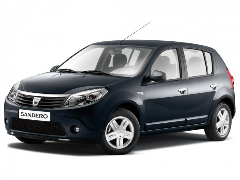 Technical specifications and characteristics for【Dacia Sandero I】