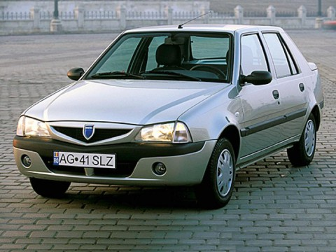 Technical specifications and characteristics for【Dacia Solenza】
