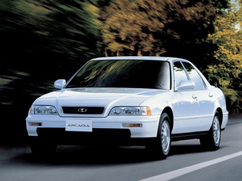 Technical specifications and characteristics for【Daewoo Arcadia (CE)】