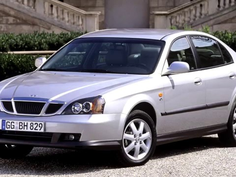 Technical specifications and characteristics for【Daewoo Evanda】
