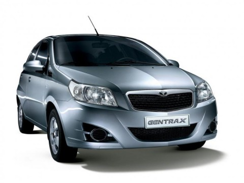 Technical specifications and characteristics for【Daewoo Gentra X】
