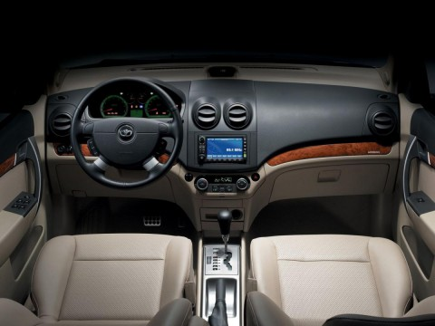 Technical specifications and characteristics for【Daewoo Gentra】