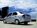 Technical specifications and characteristics for【Daewoo Kalos Sedan】