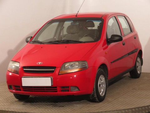 Technical specifications and characteristics for【Daewoo Kalos】